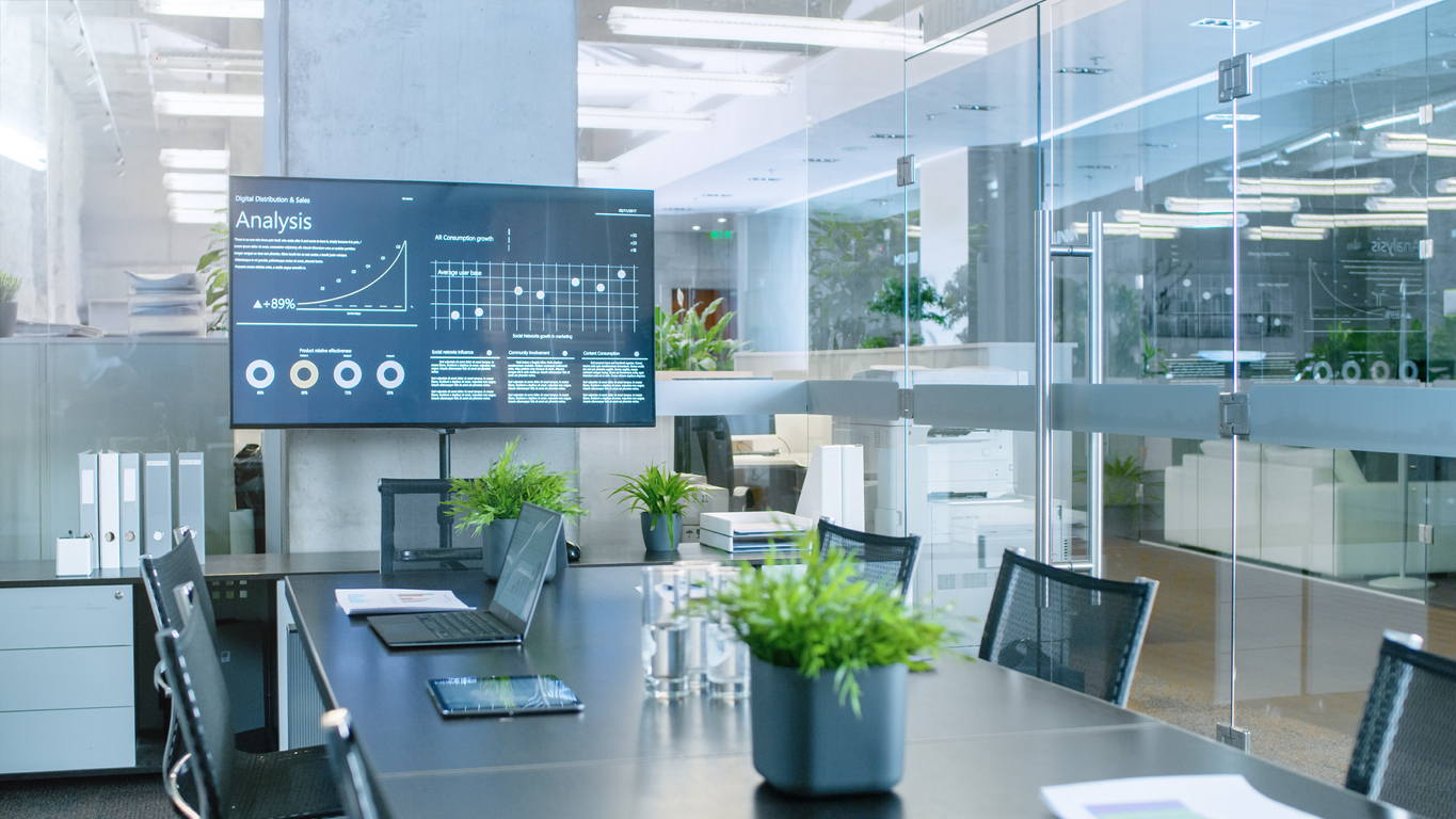 Private equity office iStock-921054466